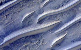 Дюны помогают интерпретировать движение ветров на Марсе