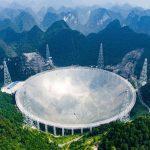 Китайский телескоп FAST сможет обнаруживать самовоспроизводящиеся зонды