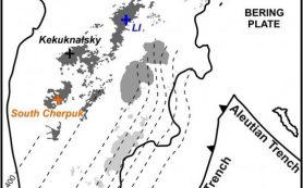 Отслоившиеся куски земной коры вызвали мощную вулканическую активность на Камчатке